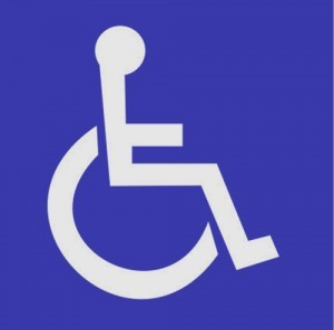 International symbol for people having some difficulties