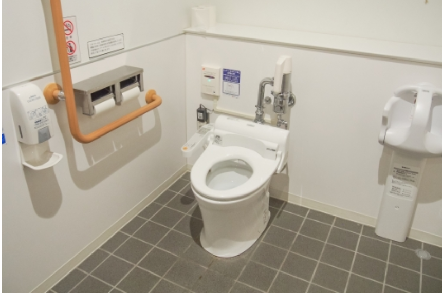 How to Find and Use Accessible Bathroom in Japan